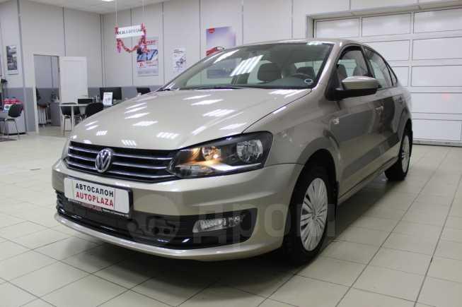 Volkswagen Polo, 2017 год, 699 000 руб.
