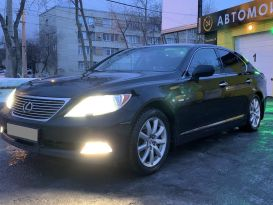 Екатеринбург LS460 2008
