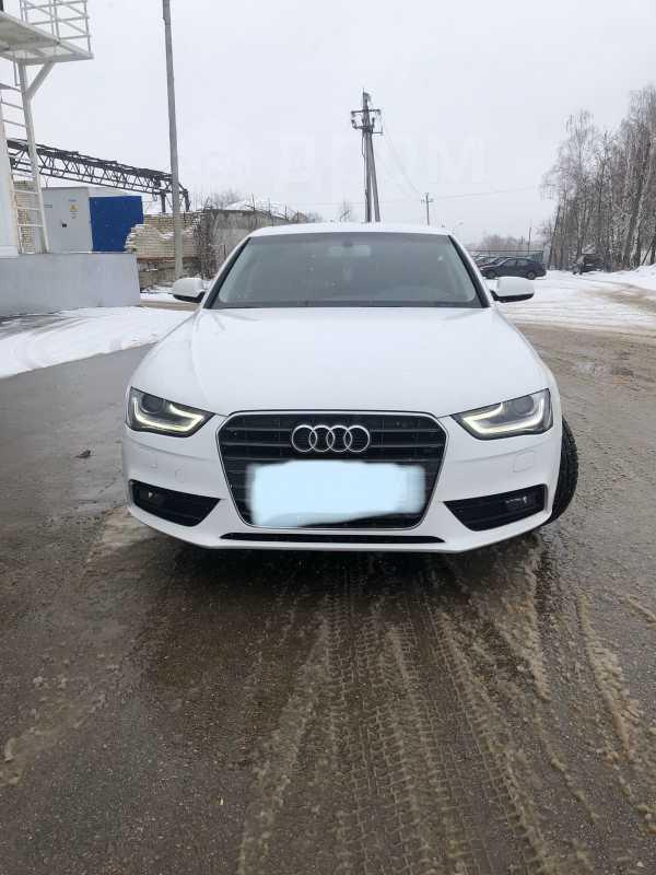Audi A4, 2012 год, 760 000 руб.