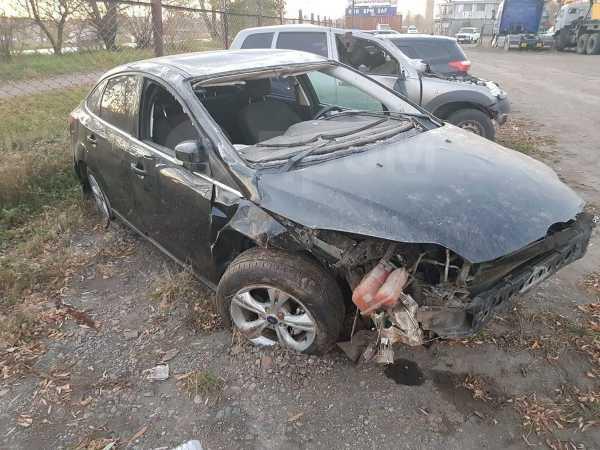 Ford Focus, 2012 год, 110 000 руб.