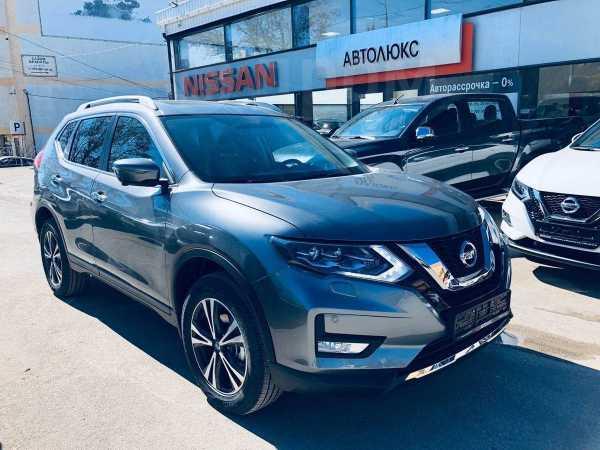 Nissan X-Trail, 2020 год, 2 153 000 руб.