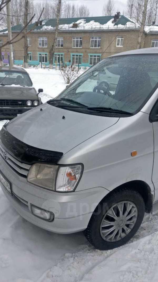Toyota Lite Ace Noah, 1998 год, 210 000 руб.