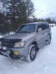 Toyota Land Cruiser Prado, 1999 год, 695 000 руб.