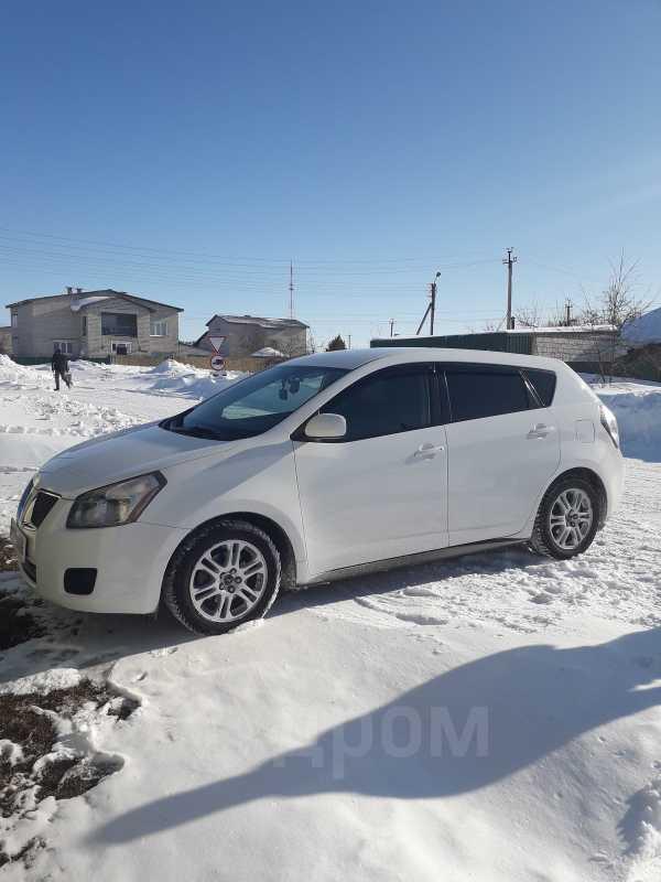 Pontiac Vibe, 2008 год, 595 000 руб.