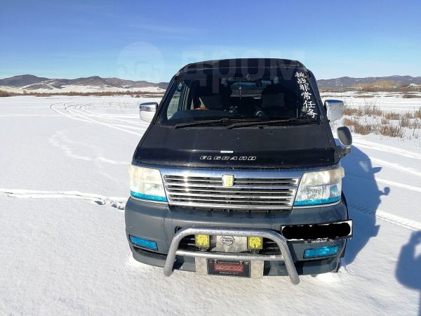 Nissan Caravan Elgrand, 1998 год, 495 000 руб.