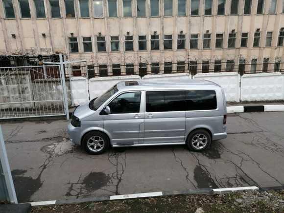 Volkswagen Multivan, 2007 год, 830 000 руб.