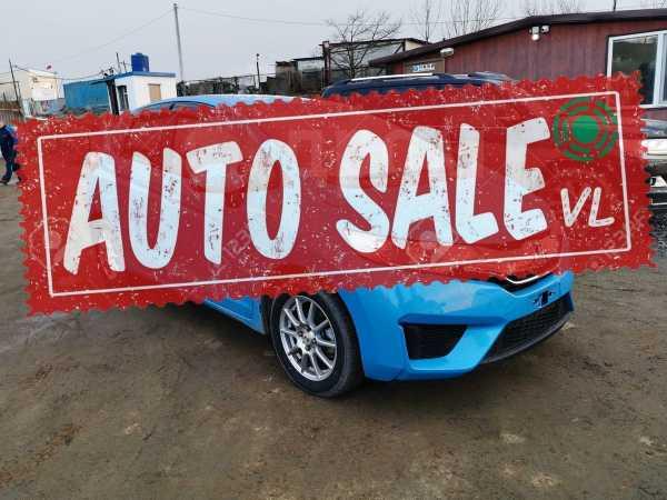 Honda Fit, 2013 год, 589 000 руб.