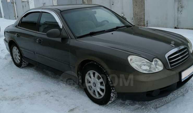 Hyundai Sonata, 2001 год, 165 000 руб.