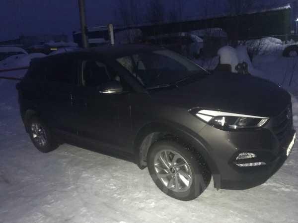 Hyundai Tucson, 2016 год, 1 280 000 руб.