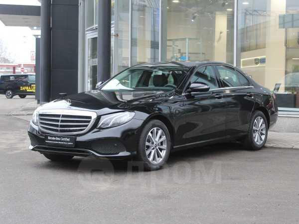 Mercedes-Benz E-Class, 2019 год, 2 350 000 руб.