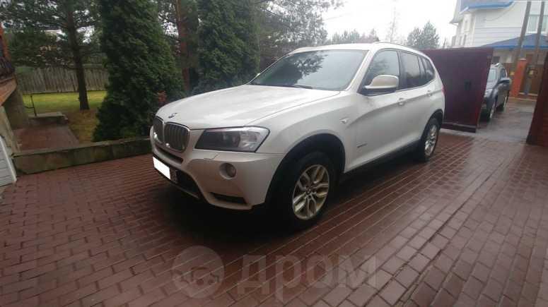 BMW X3, 2013 год, 900 000 руб.