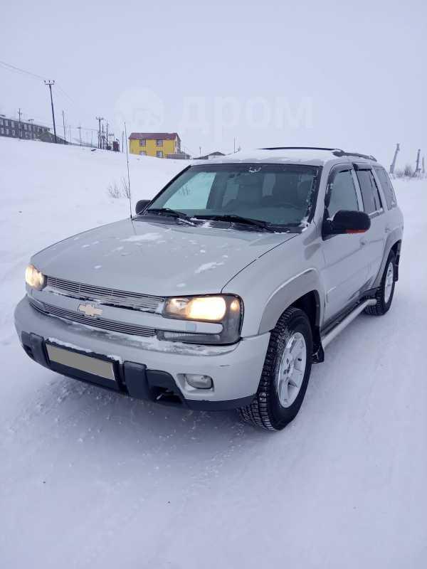 Chevrolet TrailBlazer, 2005 год, 500 000 руб.