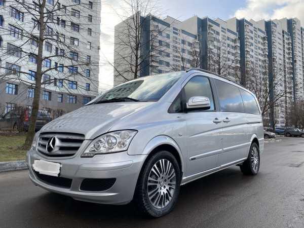 Mercedes-Benz Viano, 2013 год, 1 750 000 руб.