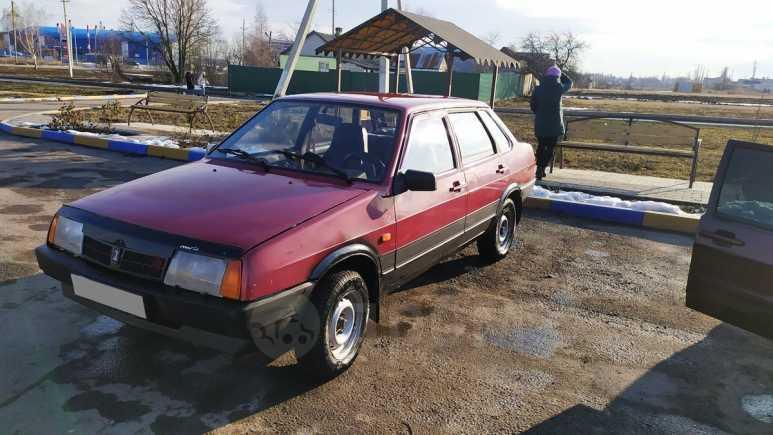 Лада 21099, 1997 год, 100 000 руб.