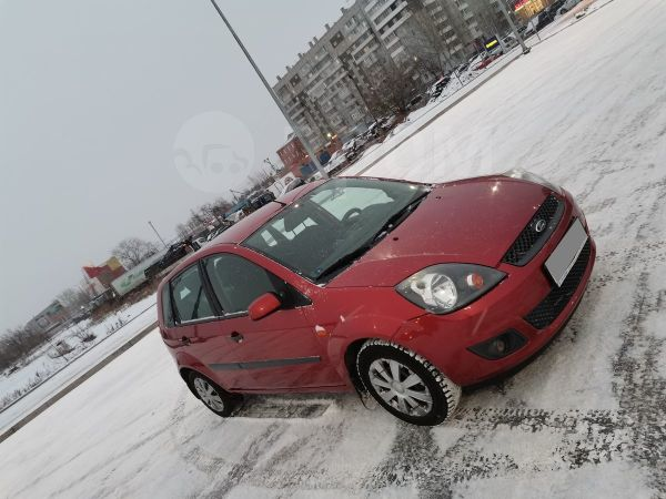 Ford Fiesta, 2008 год, 288 000 руб.
