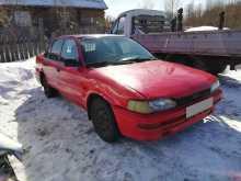 Тара Corolla 1988