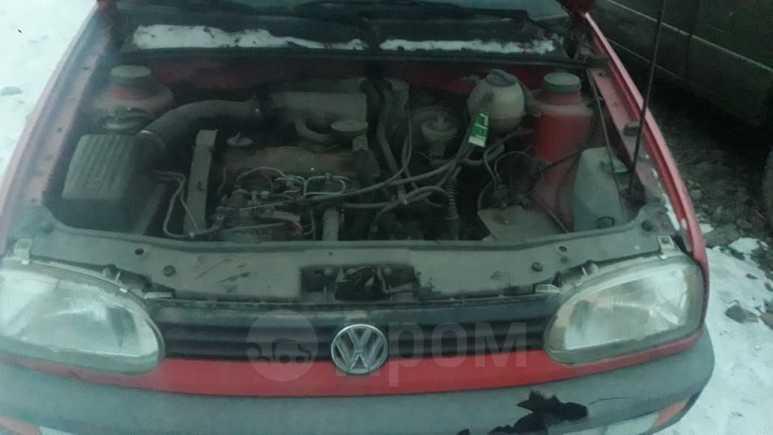 Volkswagen Golf, 1996 год, 25 000 руб.