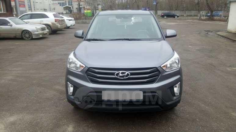 Hyundai Creta, 2018 год, 900 000 руб.