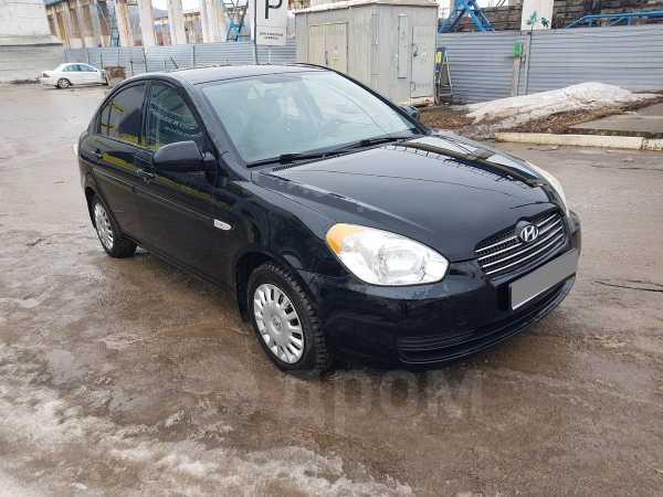 Hyundai Verna, 2008 год, 287 000 руб.