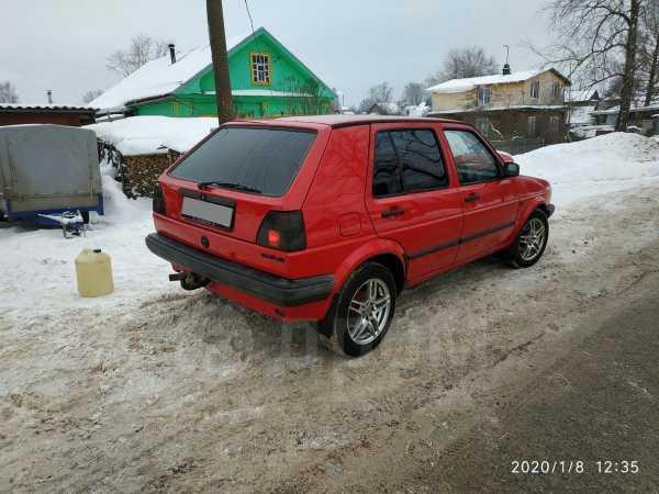 Volkswagen Golf, 1991 год, 199 000 руб.
