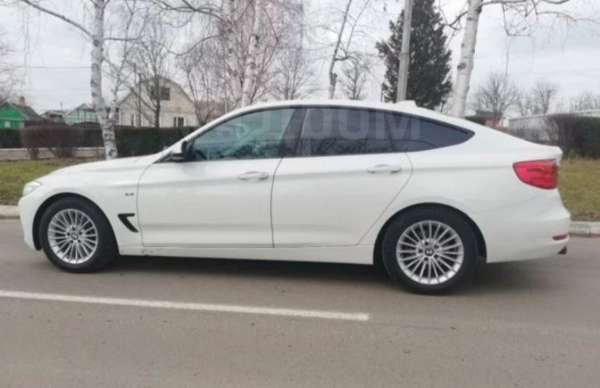 BMW 3-Series Gran Turismo, 2014 год, 1 050 000 руб.