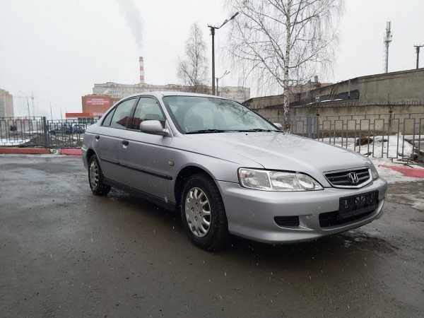 Honda Accord, 2001 год, 257 000 руб.