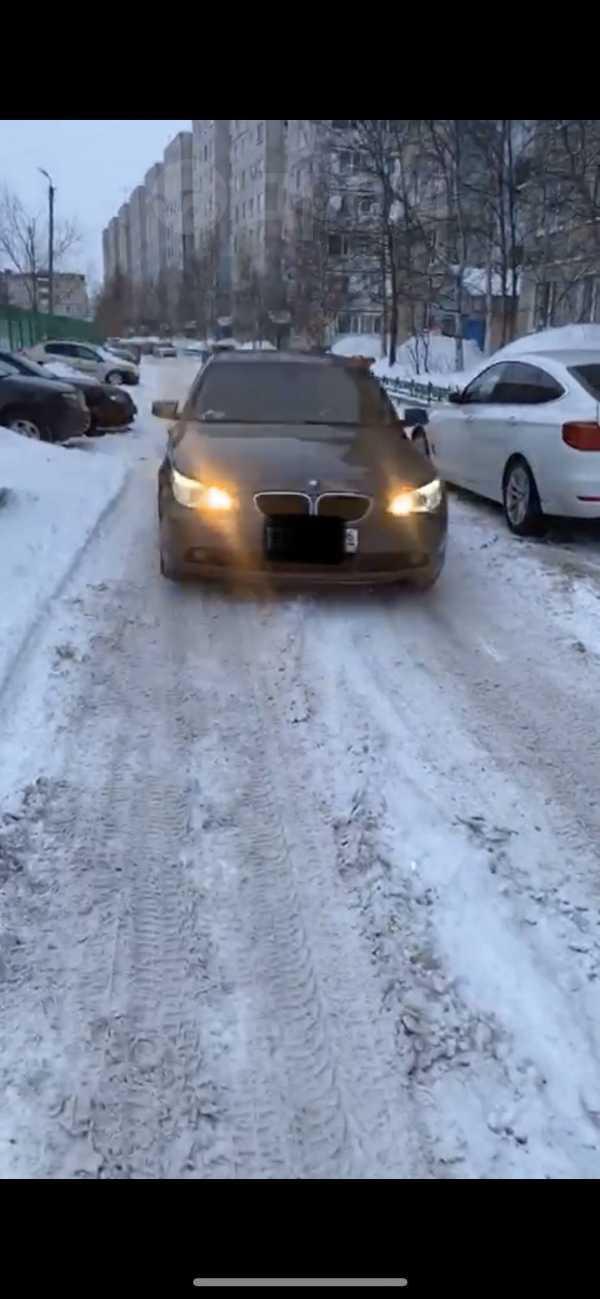 BMW 5-Series, 2004 год, 510 000 руб.