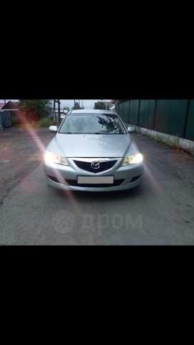 Кызыл Mazda6 2004