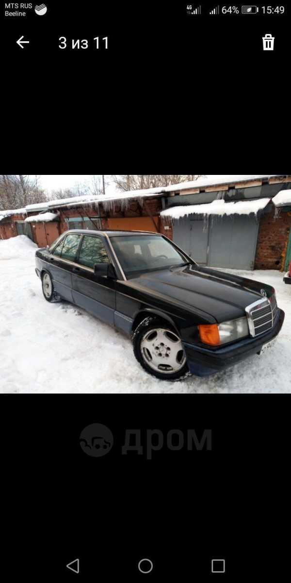 Mercedes-Benz 190, 1989 год, 120 000 руб.