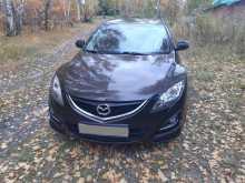 Курган Mazda Mazda6 2011