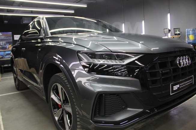 Audi Q8, 2019 год, 7 000 000 руб.