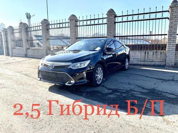 Toyota Camry, 2015 год, 1 355 000 руб.