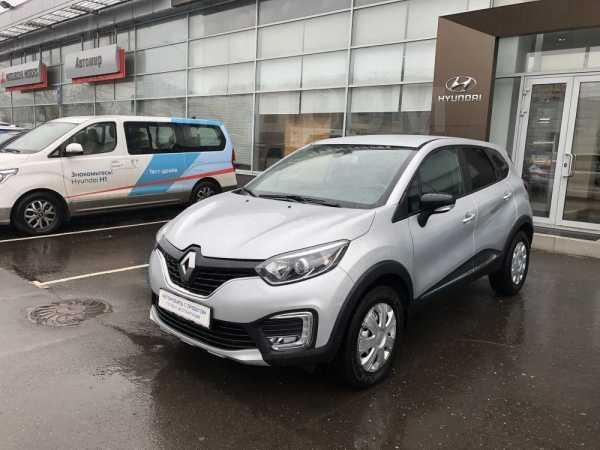Renault Kaptur, 2018 год, 910 000 руб.