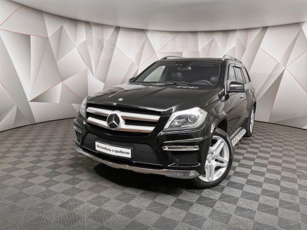 Mercedes-Benz GL-Class, 2013 год, 1 974 560 руб.