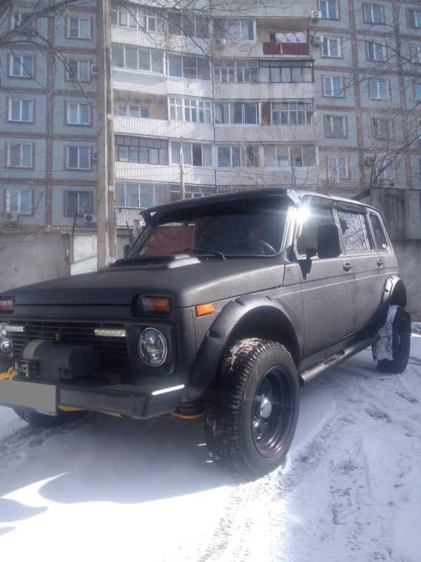Лада 4x4 2131 Нива, 2003 год, 364 999 руб.