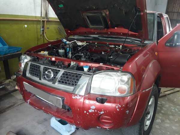Nissan NP300, 2008 год, 183 600 руб.
