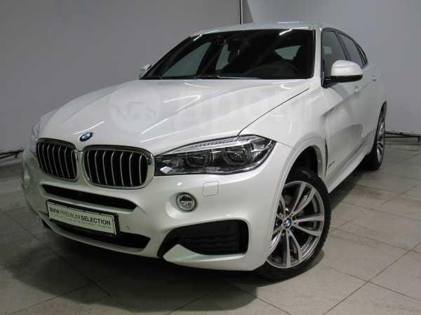 BMW X6, 2017 год, 4 620 000 руб.