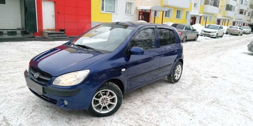 Hyundai Getz, 2009 год, 315 000 руб.
