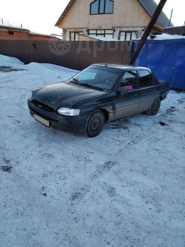 Ford Escort, 1996 год, 55 000 руб.