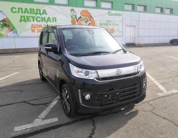 Suzuki Wagon R, 2015 год, 407 000 руб.
