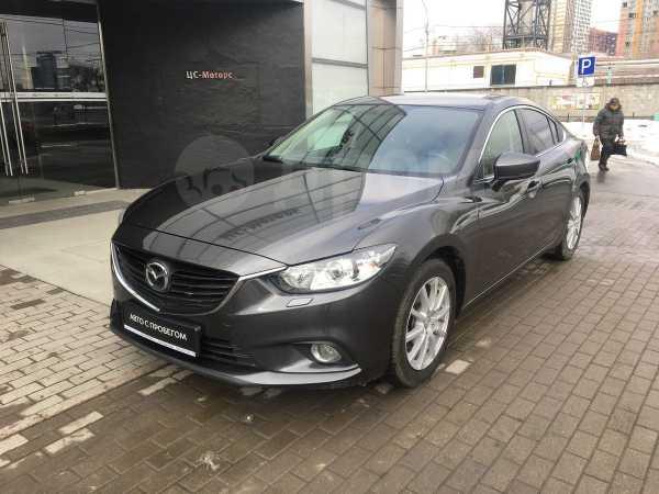 Mazda Mazda6, 2017 год, 1 285 000 руб.