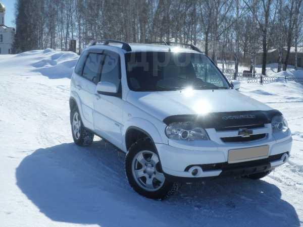 Chevrolet Niva, 2012 год, 356 000 руб.