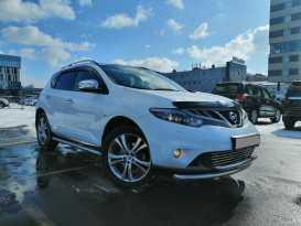 Иркутск Nissan Murano 2015
