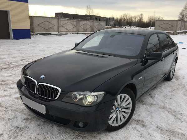 BMW 7-Series, 2008 год, 870 000 руб.
