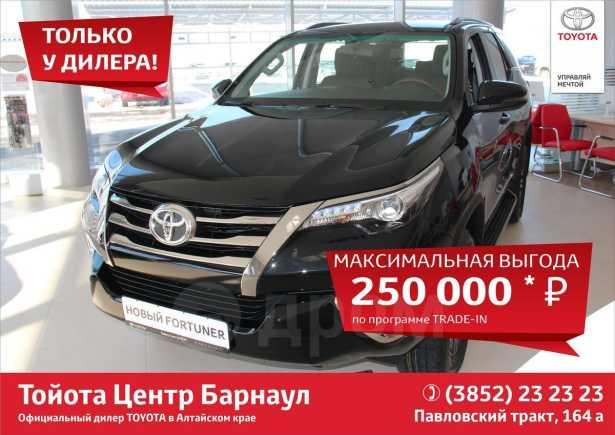 Toyota Fortuner, 2019 год, 2 886 000 руб.