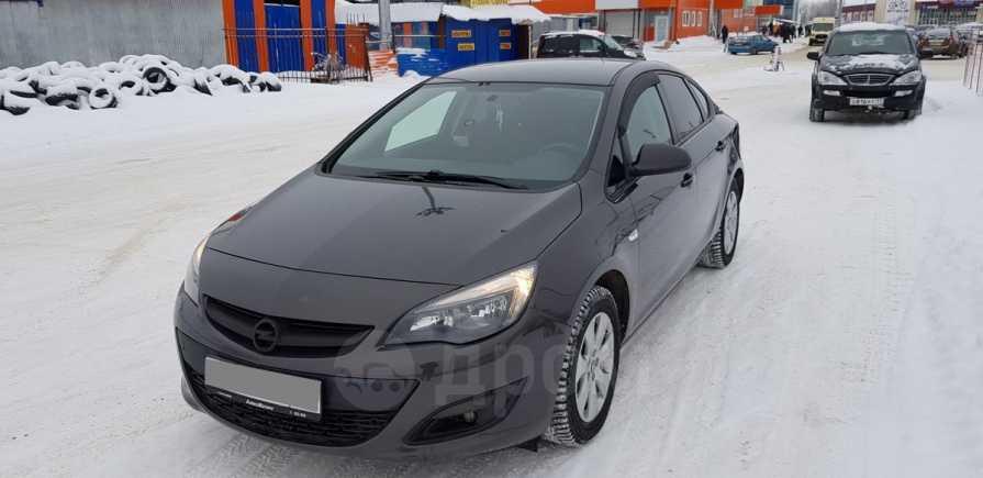Opel Astra, 2014 год, 575 000 руб.