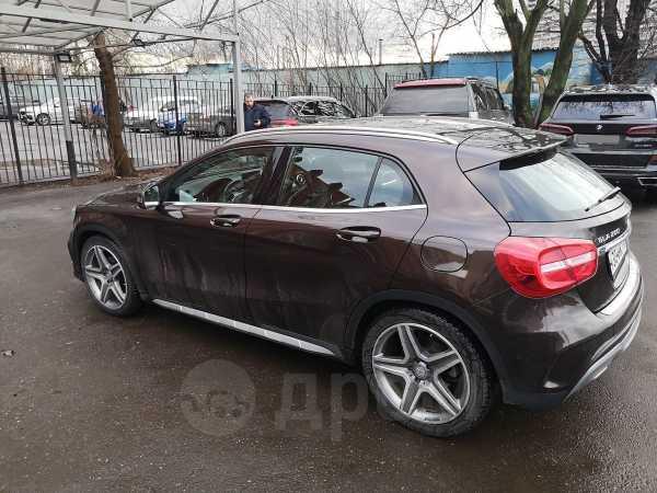 Mercedes-Benz GLA-Class, 2016 год, 1 450 000 руб.