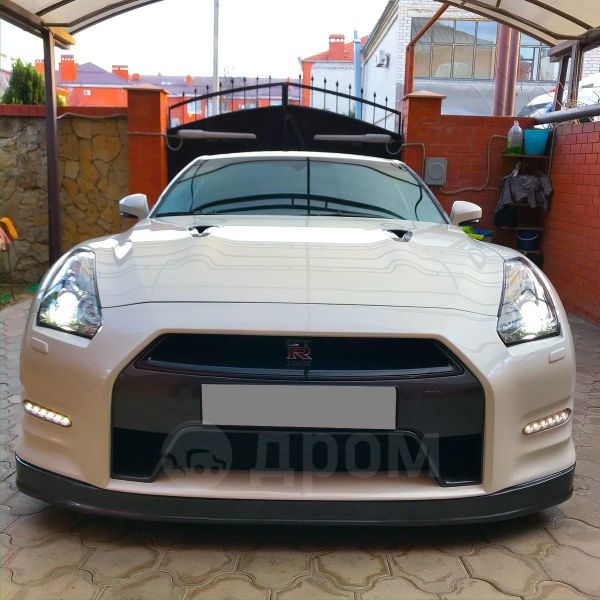 Nissan GT-R, 2011 год, 2 620 000 руб.
