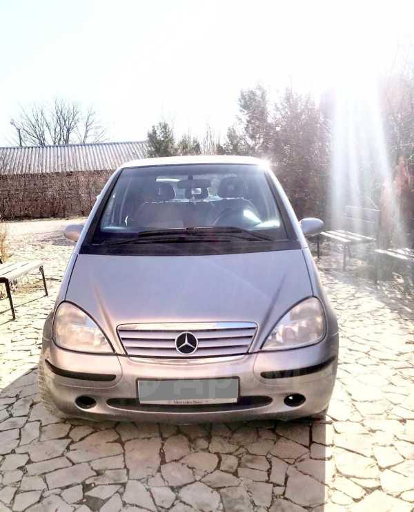 Mercedes-Benz A-Class, 1999 год, 170 000 руб.