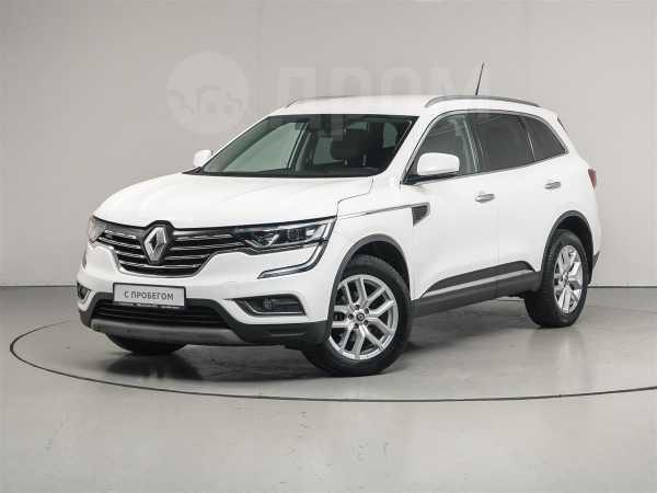 Renault Koleos, 2017 год, 1 329 000 руб.